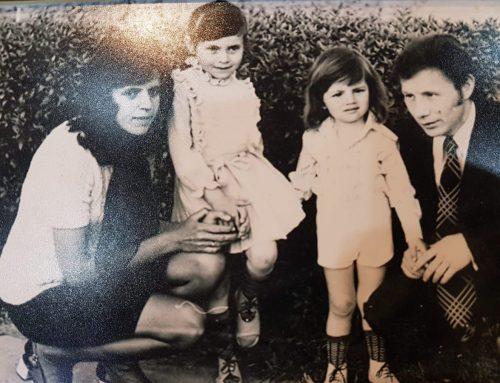 Elena Oprea, bunica ce aduce cărți